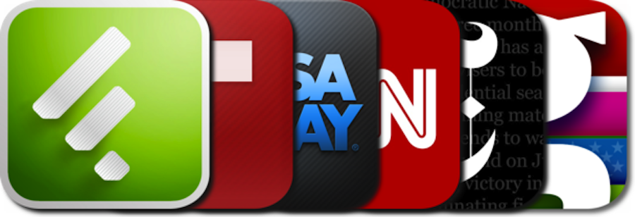 Updated AppGuide: iPhone News Apps