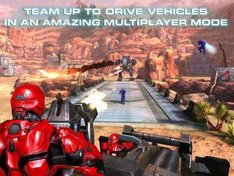 Sci-Fi Epic N.O.V.A. 3 Is Now Live In The App Store