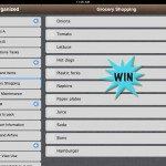 A Chance To Win An Organized Promo Code For iPad, iPhone And iPod Touch