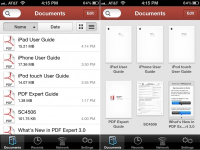 PDF Expert For iPhone Gains Audio Notes, Signature Support, And More
