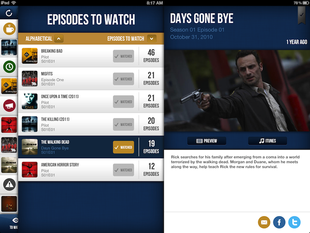 Never Miss Your Favorite Shows Again With iTV Shows 2