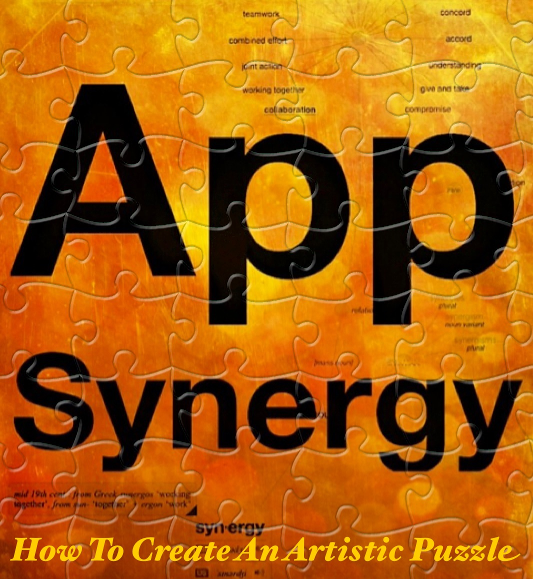 App Synergy: How To Create An Artistic Puzzle