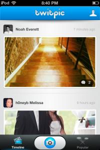 Twitpic by Twitpic Inc screenshot
