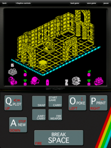 Head Over Heels: ZX Spectrum HD by Elite Systems Group Ltd screenshot