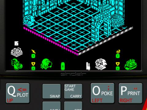 Head Over Heels: ZX Spectrum HD Drops Through Floor And Lands In The App Store