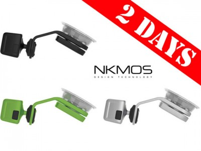 Kickstarter Car Mount Has Less Than Two Days To Go!