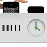 Pop Your iPhone And Pop Out Of Bed With This Kickstarter Alarm Dock