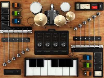 Rockmate Version 1.1 Features New Instruments, Retina Support