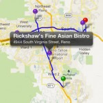 Route Update Features Updated UI, Upgraded Search Features