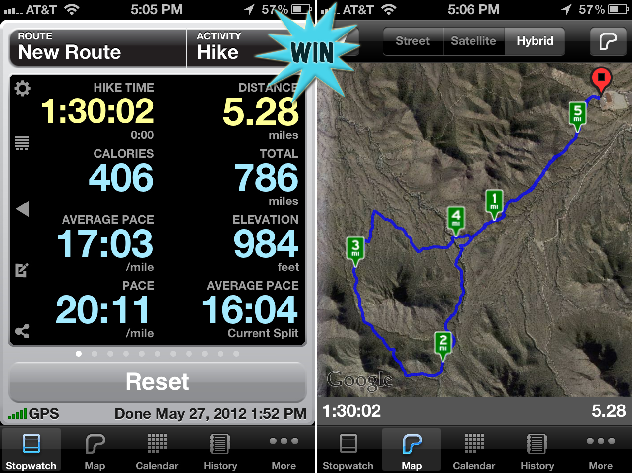 A Chance To Win Runmeter For iPhone