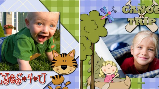 Scrap It: Baby Years HD And Scrap It: Summer Time HD Arrive For iPad, Plus A Chance To Win A Copy