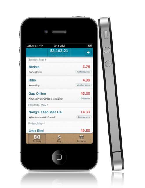 Simple Brings All Your Banking To The iPhone