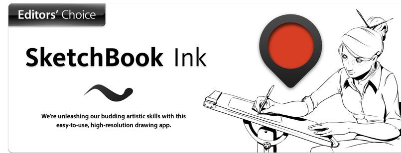Sketchbook Ink