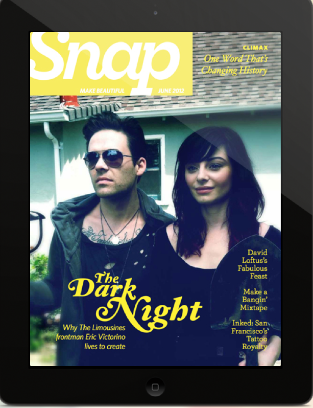 Oh, Snap! Hipstamatic Launches Monthly Magazine