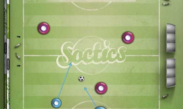 Upcoming, Turn-Based Soccer Game Soctics League Focuses On Fun Online Play