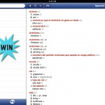A Chance To Win Spanish-English Dictionary And Verbs For iPad, iPhone, And iPod Touch
