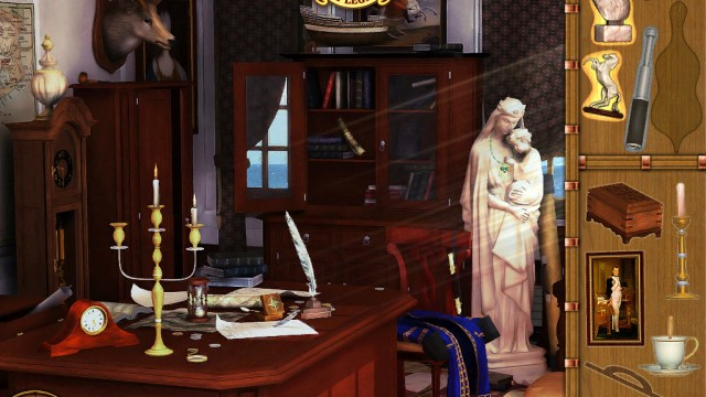 Popular Hidden Object Game, Spirit Of Wandering - The Legend, Is Coming To The Mac