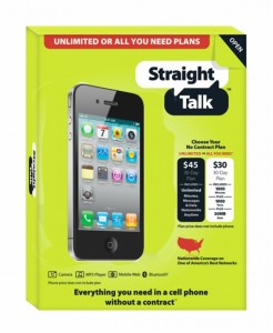 Straight Talk: Talk About A Cheap iPhone Plan!