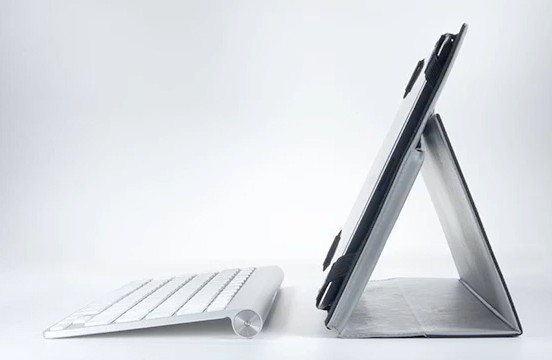Kickstarter Project Looks To Build Case For iPad, Apple Wireless Keyboard Combination