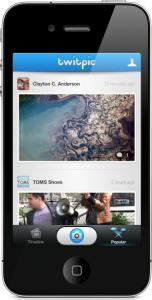 Great News! Twitpic Arrives For iPhone/iPod touch