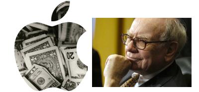 Warren Buffett Won't Buy Apple, Google Stock
