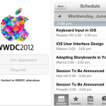 Apple Readies For WWDC, Posts Weekly Schedule And App
