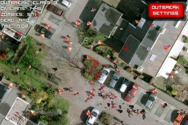 Plan A Zombie Attack With Zombie Outbreak Simulator And Win A Code