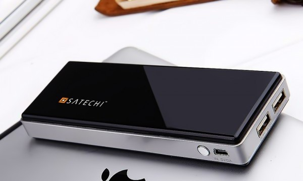 Satechi's New Portable Energy Station Packs A Punch