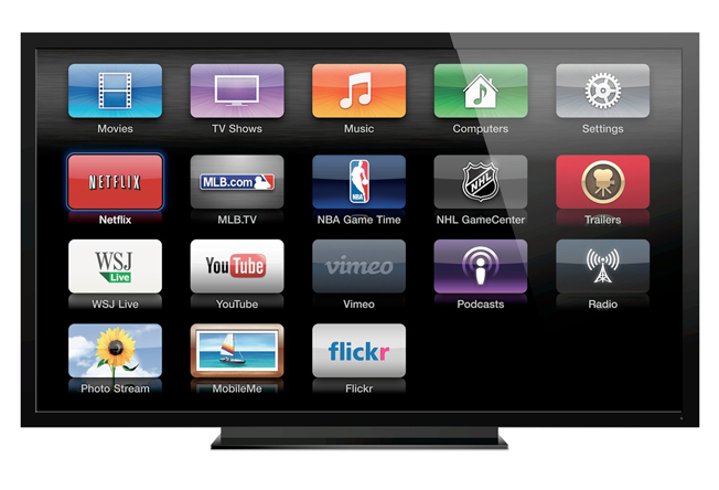 Report: Apple To Launch Apple TV SDK At WWDC?