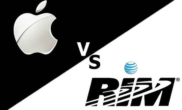 Still Enjoying iPhone Exclusivity, AT&T Turned To RIM For Competition