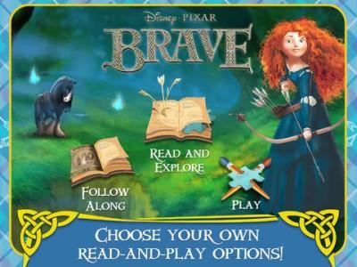 Brave: Storybook Deluxe Retells Upcoming Disney Animated Film