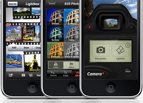 Camera+ Sells Eight Millionth Copy On Second Anniversary