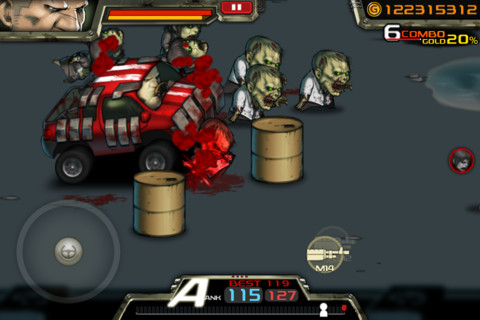 Dead City Shuffles And Moans Its Way Onto The App Store
