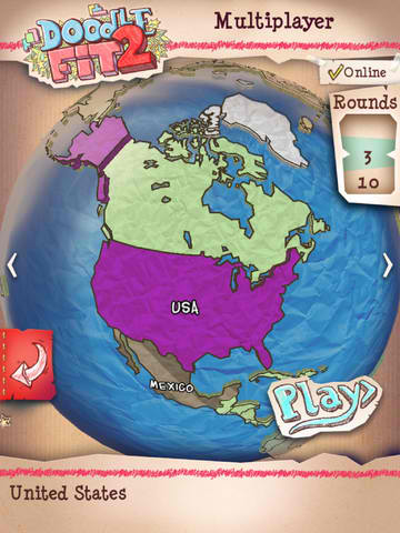 Go Globe-Trotting While Puzzle-Solving In Doodle Fit 2: Around The World