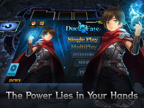 Duel Of Fate: The Power Lies In Your Hands