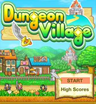 Wanted: A Real Estate Knight In Shining Armor For Kairosoft's Dungeon Village