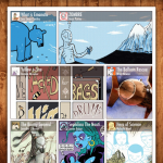 New Comic Reader For iPad Emanata Seeks To Emanate Independent Artistry