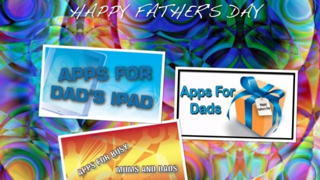 Father's Day App Roundup