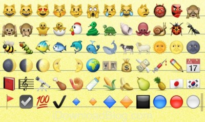 Apple's iOS 6 Adds New Emoji Icons To iOS Devices