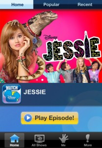 Disney Launches WATCH Disney Channel Apps In The iOS App Store