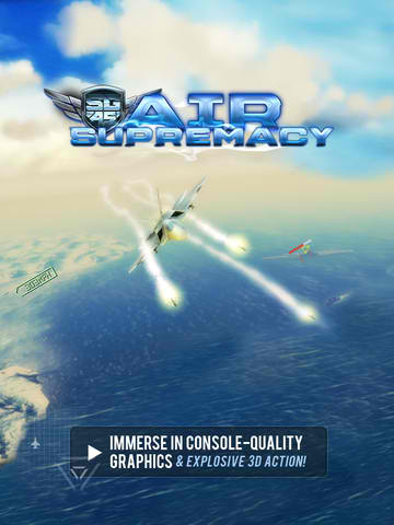 Sky Gamblers: Air Supremacy Updated - Adds Extended Gameplay, Facebook Integration, New Planes