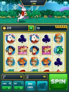 Zynga Slots HD Available Now For Free In The App Store