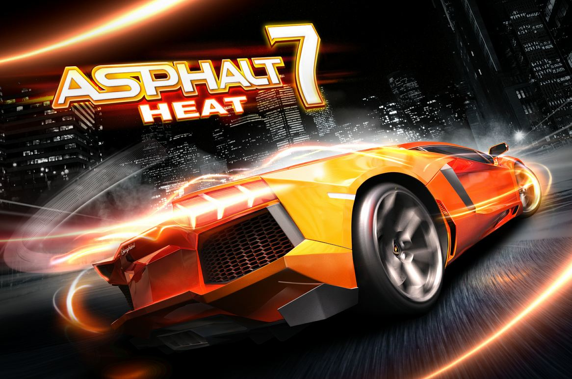 Gameloft's Brand-New iOS Racer Application Hits The App Store