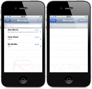 Jailbreak Only: iDelete-MSG - Easily Delete All Messages On Your iPhone
