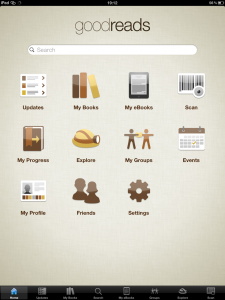 Goodreads 2.0 Features New Navigation, Better Barcode Scanner Accessibility And More
