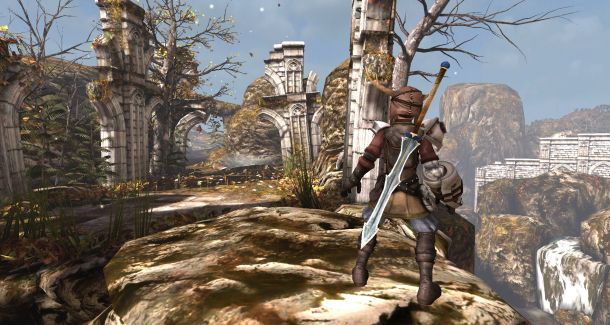 Phosphor Games Announces Horn - Could This Be An Infinity Blade Killer?