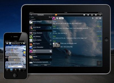 IM+ Updated With More IM Platforms Plus Retina iPad Support