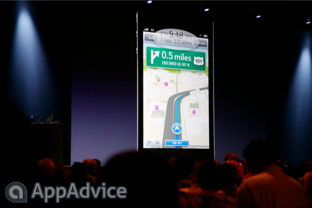 Turn-By-Turn Navigation Arriving Soon On Apple Maps App