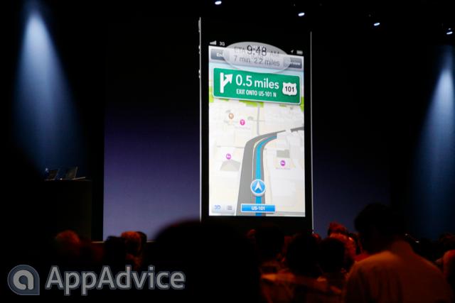 Turn-By-Turn Navigation Arriving Soon On Apple Maps App