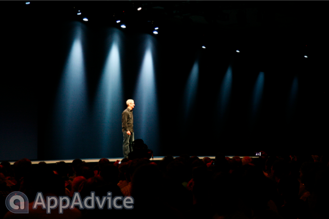 Apple's WWDC Keynote Begins